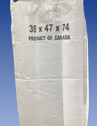 39x47x74 Spout Top Bag